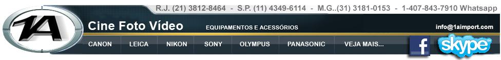 O mais novo Mercado Livre do Brasil em equipamentos e acessórios para profissionais do cinema, fotografia, televisão e vídeo